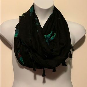 Lane Bryant-Infinity Scarf-Hummingbird- 3 for $20